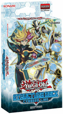 Yu-Gi-Oh!. Structure Deck Cyberse Link (43 Carte)