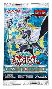 Yu-Gi-Oh!. Orizzonte Cibernetico. Busta 9 Carte