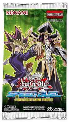 Yu-Gi-Oh! SpeedDuelBoost:ArenaAnimePerd.