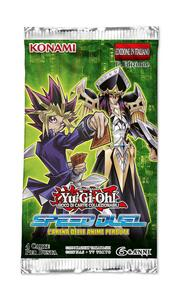 Busta 4 Carte Yu-Gi-Oh! Speed Duel Booster. L'Arena Delle Anime Perdute