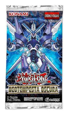 Yu-Gi-Oh!. Neotempesta Oscura Edizione Speciale (3 Buste Da 9 Carte + 2 Carte Variant)