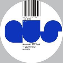 Harmonise - Vinile LP di Komon & Will Saul