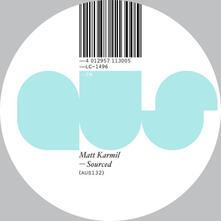 Sourced Ep - Vinile LP di Matt Karmil