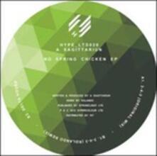 No Spring Chicken Ep - Vinile LP di A Sagittariun