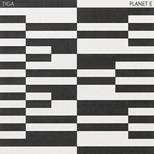Planet E - Vinile LP di Tiga