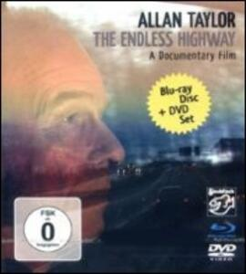 Allan Taylor. The Endless Highway - Blu-ray