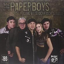 Live in Studio - Vinile LP di Paperboys