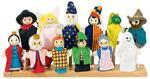 Marionette Da Dita Assortite