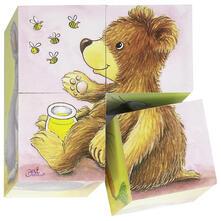 Goki 57056 Puzzle a blocchi 4 pezzo(i)