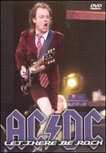 AC/DC. Let There Be Rock - DVD