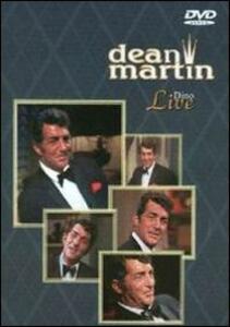 Dean Martin. Dino Live - DVD