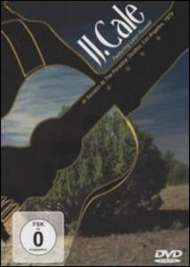 J. J. Cale featuring Leon Russell. Live in Session - DVD