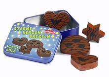 Erzi 14233. Biscotti Di Pan Di Zenzero In Scatoletta Di Metallo
