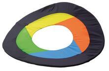 Erzi 43231. Frisbee Gigante Ripiegabile