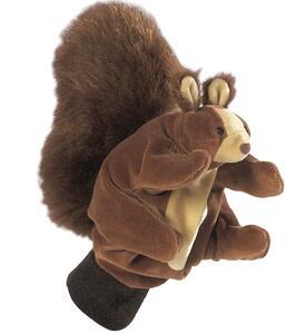 Marionetta scoiattolo - 2