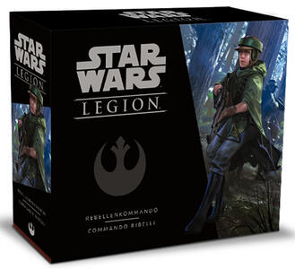 Star Wars Legion Commando Ribelli