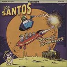 Space Rangers - Vinile LP di Los Santos