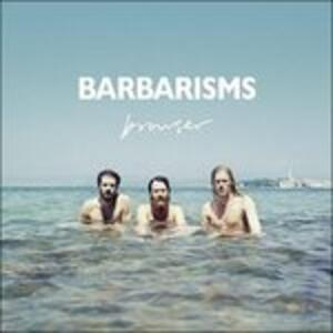 Browser - Vinile LP di Barbarisms