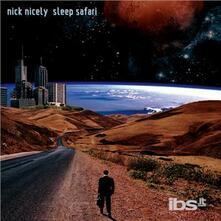 Sleep Safari - Vinile LP di Nick Nicely