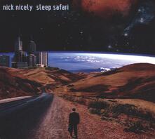 Sleep Safari - Vinile LP + CD Audio di Nick Nicely