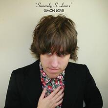 Sincerely, S. Love X - Vinile LP di Simon Love