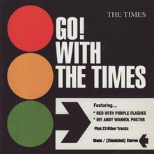 Go! With the Times - Vinile LP + CD Audio di Times