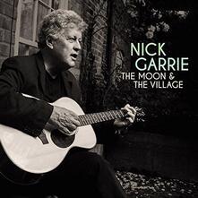 Moon & the Village - Vinile LP + CD Audio di Nick Garrie