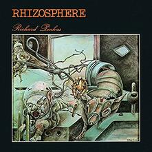 Rhizosphere - Vinile LP di Richard Pinhas