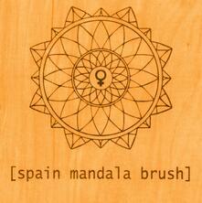 Mandala Brush - Vinile LP di Spain
