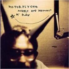 Angels & Deamons at Play (Gold Coloured Vinyl) - Vinile LP di Motorpsycho