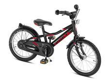 Bicicletta ZLX 16-1 Alu. Nero