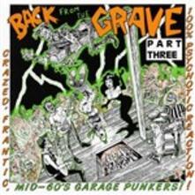 Back from the Grave 3 - Vinile LP