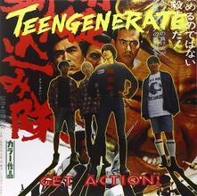Get Action - Vinile LP di Teengenerate