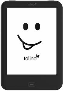 Tolino Shine 2 HD lettore e-book Touch screen 4 GB Wi-Fi Nero