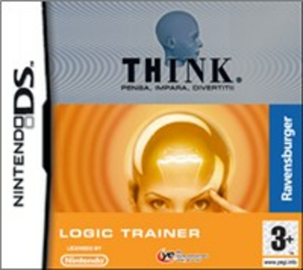 Videogioco Think! pensa impara e divertiti Nintendo DS 0