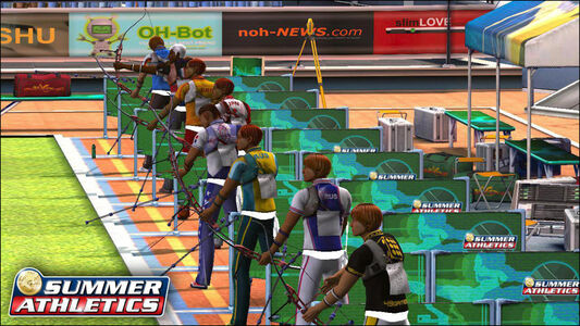 Videogioco Summer Athletics Personal Computer 1