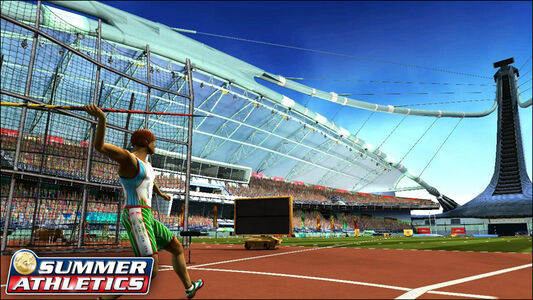 Videogioco Summer Athletics Personal Computer 2