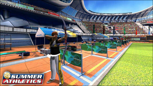 Videogioco Summer Athletics Personal Computer 3