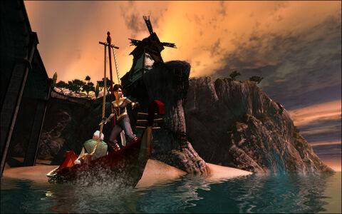 Videogioco Venetica Xbox 360 4