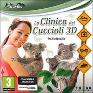 Clinica dei Cuccioli 3D in Australia