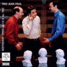 Trii con Pianoforte - CD Audio di Ludwig van Beethoven,Trio Jean Paul