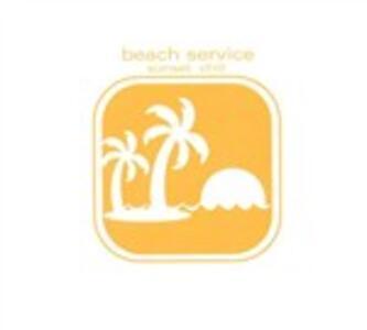 CD Beach Service. Sunset Chill