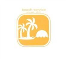 Beach Service. Sunset Chill - CD Audio