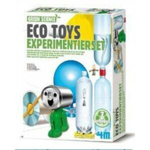 Green Science. Eco Science Toys set di esperimenti