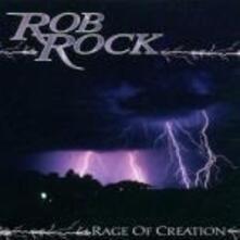 Rage of Creation - Vinile LP di Rob Rock
