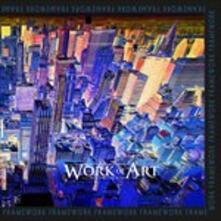 Framework - Vinile LP di Work of Art
