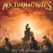 New World Messiah - Vinile LP di Nocturnal Rites