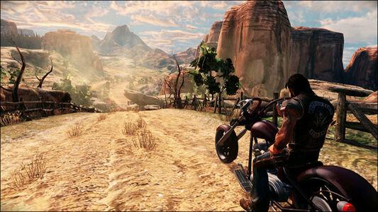 Videogioco Ride to Hell: Retribution Xbox 360 1