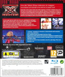 Videogioco X-Factor PlayStation3 6