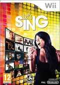Videogiochi Nintendo WII Let`s Sing